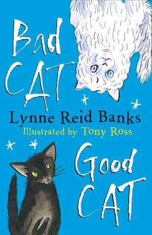 BAD CAT, GOOD CAT Paperback  by