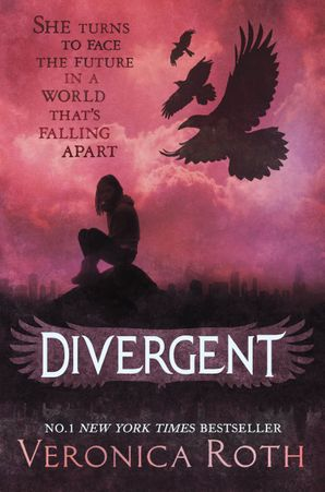 Divergent (Divergent, Book 1) Paperback  by Veronica Roth
