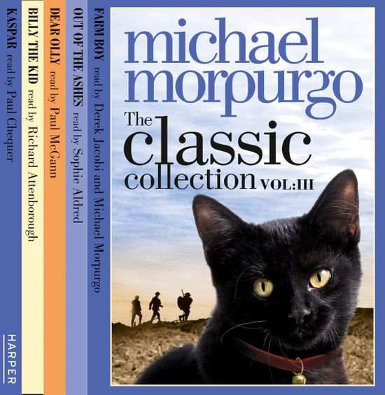 The Classic Collection Volume 3 - Michael Morpurgo, Read by Michael Morpurgo and cast