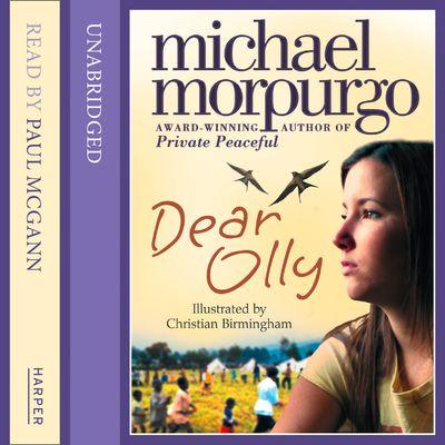 Dear Olly - Michael Morpurgo, Read by Paul McGann