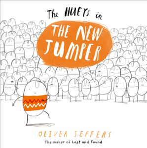 The New Jumper (The Hueys) Paperback  by Oliver Jeffers