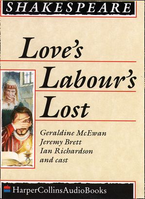 Love's Labours Lost Download Audio Unabridged edition by William Shakespeare
