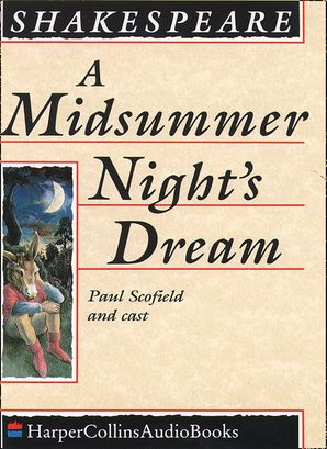 A Midsummer Night's Dream Download Audio Unabridged edition by William Shakespeare