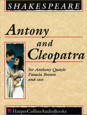 Antony and Cleopatra Download Audio Unabridged edition by William Shakespeare