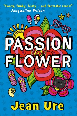 PASSION FLOWER Paperback  by Jean Ure
