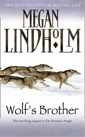 Wolf's Brother Paperback  by Megan Lindholm