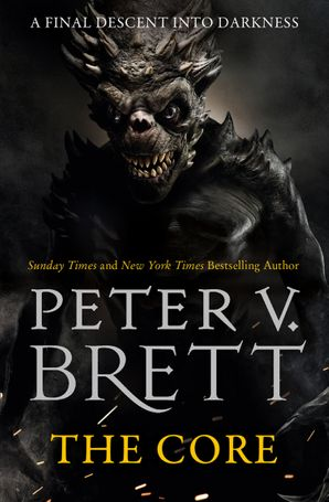 The Core (The Demon Cycle, Book 5) Paperback  by Peter V. Brett
