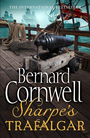 Sharpe's Trafalgar Paperback  by Bernard Cornwell