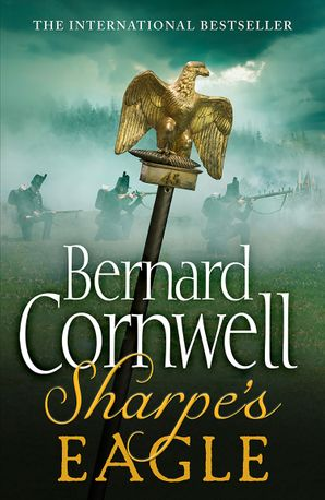 Sharpe's Eagle Paperback  by