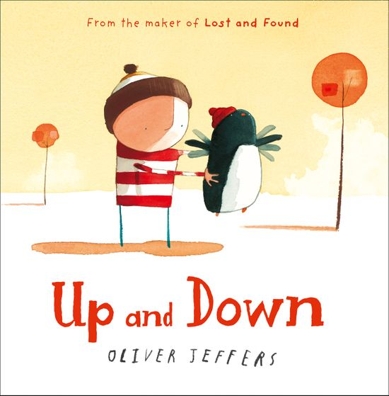 Up and Down by Oliver Jeffers, performed by Richard E Grant -