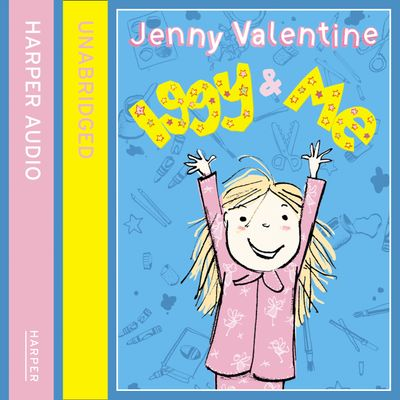 Iggy and Me by Jenny Valentine, Performed by Charlotte Strevens -