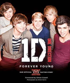 One Direction: Forever Young Hardcover  by