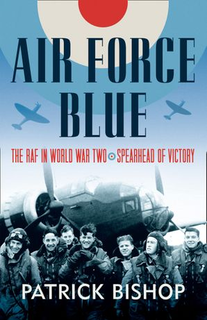 Air Force Blue Hardcover  by