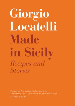 Made in Sicily Hardcover  by