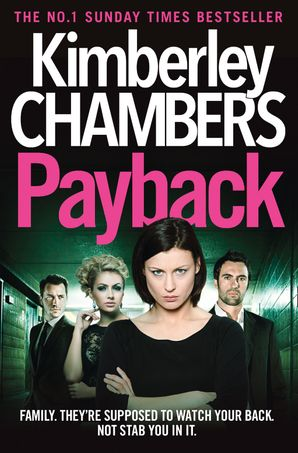 Payback Paperback  by Kimberley Chambers