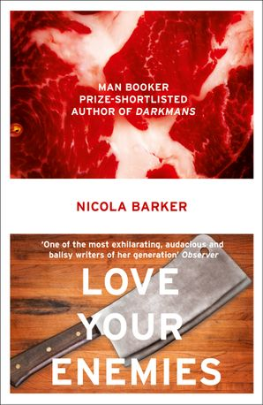 Love Your Enemies Paperback  by Nicola Barker