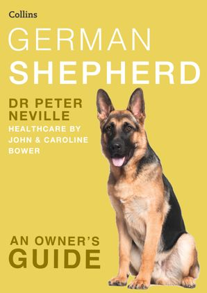German Shepherd Paperback Relaunch edition by Dr. Peter Neville