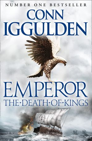The Death of Kings Paperback  by Conn Iggulden