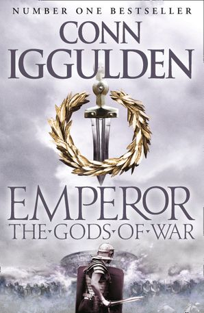 The Gods of War Paperback  by Conn Iggulden