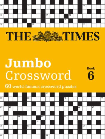 The Times 2 Jumbo Crossword Book 6