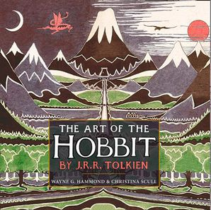 The Art of the Hobbit Hardcover 75th Anniversary Slipcased edition by