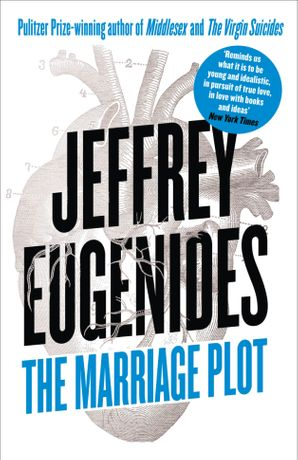 The Marriage Plot Paperback  by Jeffrey Eugenides