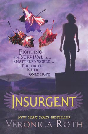 Insurgent (Divergent, Book 2) Paperback  by Veronica Roth