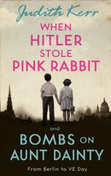 When Hitler Stole Pink Rabbit/Bombs on Aunt Dainty Bind-Up