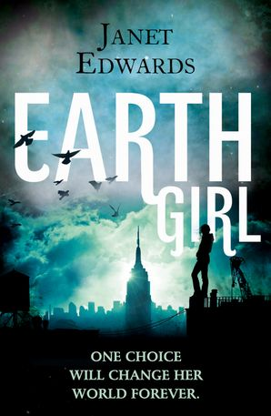 Earth Girl Paperback  by Janet Edwards