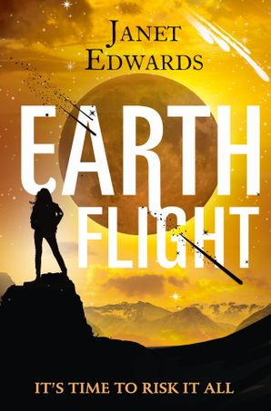 Earth Flight Paperback  by Janet Edwards