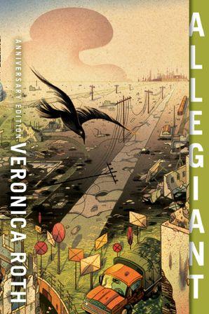 Allegiant (Divergent, Book 3) eBook  by Veronica Roth