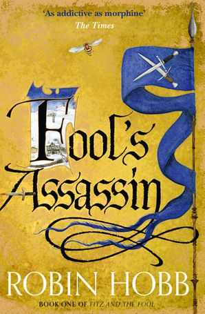 Fool's Assassin (Fitz and the Fool, Book 1) Paperback  by Robin Hobb