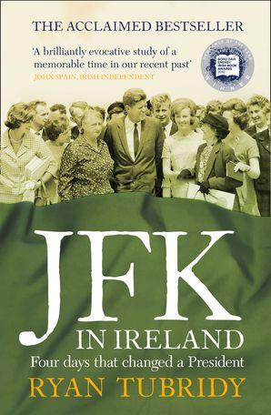 JFK in Ireland Paperback  by