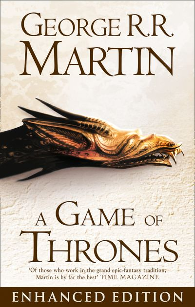 A Game of Thrones Enhanced Edition - George R.R. Martin