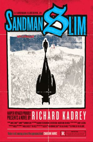 Sandman Slim Paperback  by Richard Kadrey