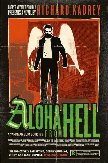 Aloha from Hell - Richard Kadrey