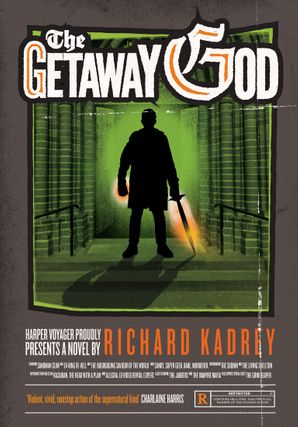 The Getaway God Paperback  by Richard Kadrey