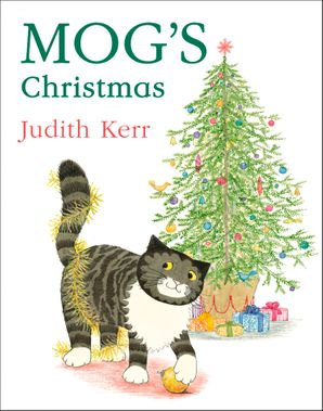 Mog's Christmas Hardcover Mini edition by Judith Kerr