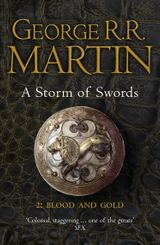 A Storm of Swords: Part 2 Blood and Gold (Reissue)