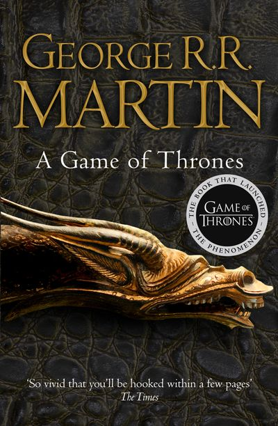 A Game of Thrones (Reissue) - George R.R. Martin