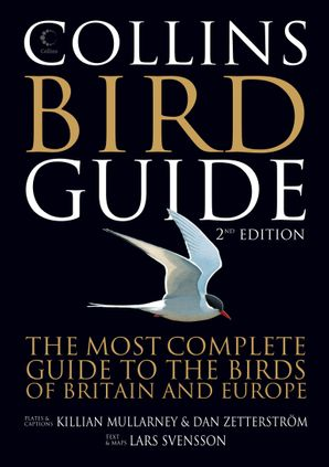 Collins Bird Guide Hardcover Large Format Second edition by Lars Svensson