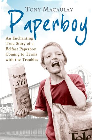 Paperboy Paperback  by
