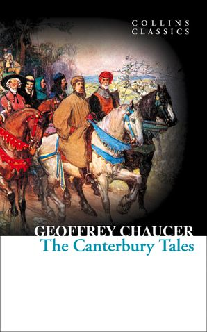The Canterbury Tales Paperback  by