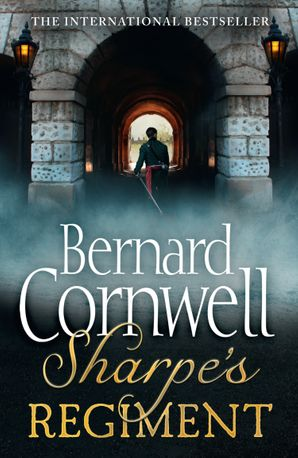 Sharpe's Regiment Paperback  by Bernard Cornwell