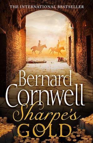 Sharpe's Gold Paperback  by Bernard Cornwell