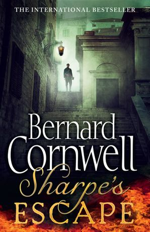 Sharpe's Escape Paperback  by Bernard Cornwell