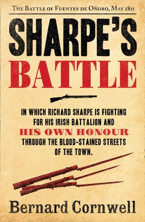 Sharpe's Battle Paperback  by Bernard Cornwell