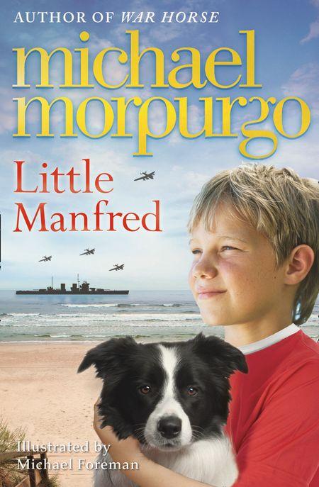 Little Manfred - Michael Morpurgo