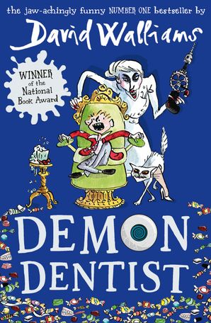 Demon Dentist Paperback  by