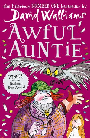 Awful Auntie Paperback  by
